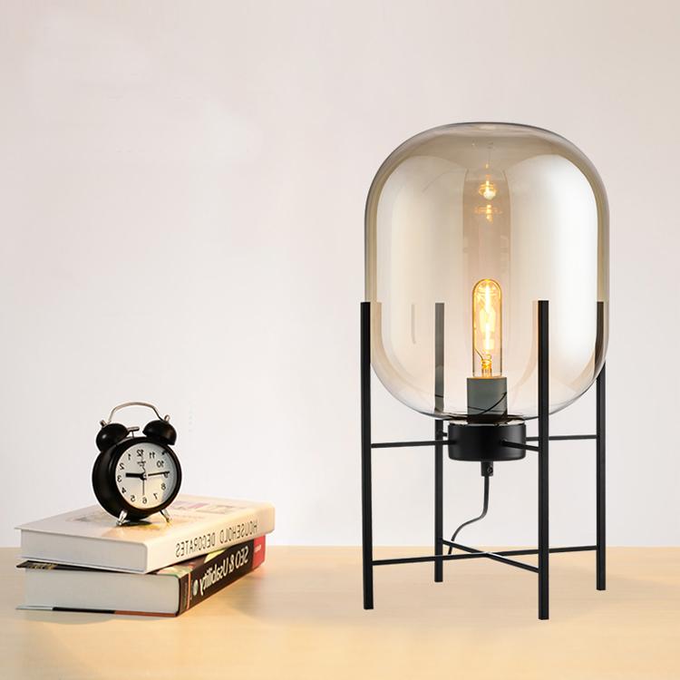 Designer Tischlampe